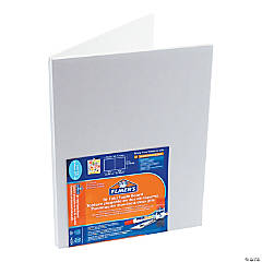 Elmer's® Mini Bi-Fold Foam White Board