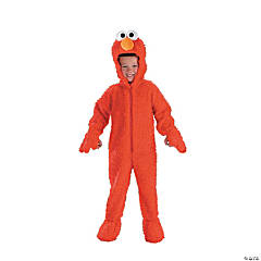 Elmo Deluxe Plush Costume for Kids