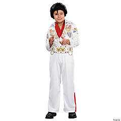 Elvis Deluxe Costume for Boys