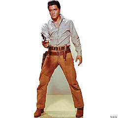 Elvis Presley Gunfighter Cardboard Stand-Up