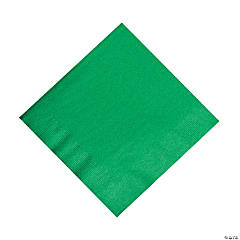 Emerald Green Lunch Napkins