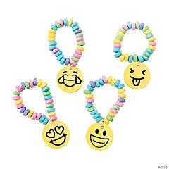 Emoji Candy Bracelets