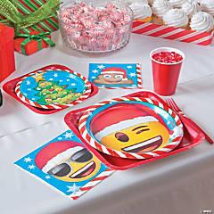 Emoji™ Christmas Party Supplies