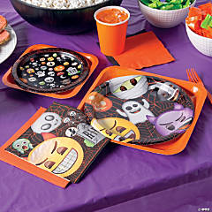 emoji halloween party supplies - Halloween Party Supplies