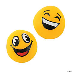 Emoji Mochi Squishies