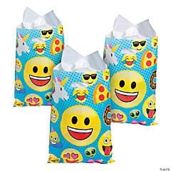 Emoji Plastic Bags