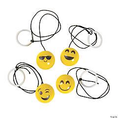 Emoji Return Ball Assortment