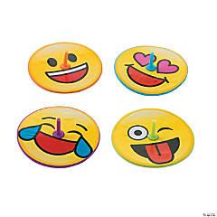 Emoji Spin Tops