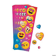 Emoji Sticker Valentine Exchange