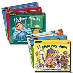En Español: Rising Reader Fiction: Nursery Rhyme Tale, Vol 2, Set of 12