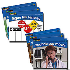 En Espanol: Rising Reader Social Studies, Vol 1, Set of 12