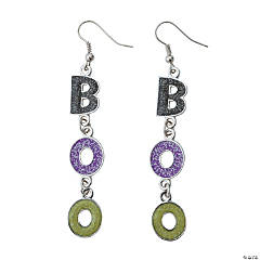 Enamel Boo Earring Kit