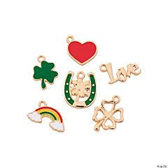 Enamel St. Patrick's Charms