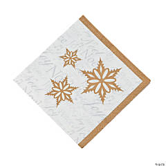 Enchanted Christmas Luncheon Napkins