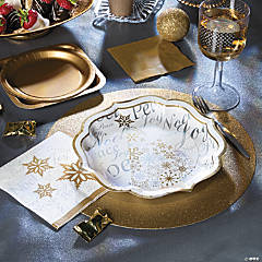 Enchanted Christmas Party Supplies