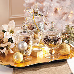 Christmas decorating ideas christmas diy decor holiday ideas for Decoration table noel