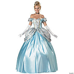 Enchanting Princess Adult Women's Costume