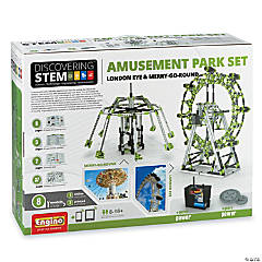Engino Deluxe Amusement Park Physics Set
