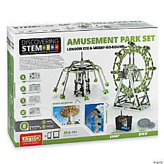 Engino Deluxe Amusement Park Physics Set
