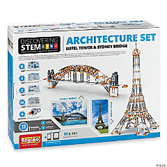 Engino Deluxe Architecture Set