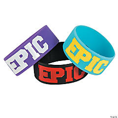 Epic Big Band Bracelets