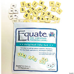 Equate Original Tile Set
