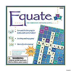 Equate®The Equation Thinking Game