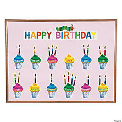 Eric Carle™ Birthday Mini Bulletin Board Set