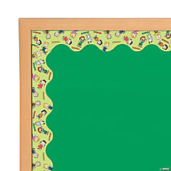 Eureka® Peanuts® Gang Bulletin Board Borders