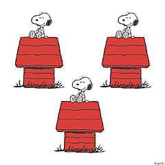 Eureka® Peanuts® Snoopy Bulletin Board Cutouts