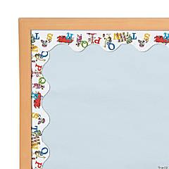 Eureka<sup>&#174;</sup> Dr. Seuss<sup>&#8482;</sup> ABC Bulletin Board Borders