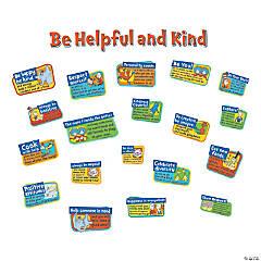 Eureka<sup>&#174; </sup>Dr. Seuss<sup>&#8482;</sup> Be Kind & Helpful Bulletin Board Set