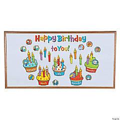 Eureka<sup>&#174; </sup>Dr. Seuss<sup>&#8482;</sup> Birthday Mini Bulletin Board Set