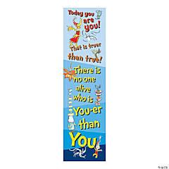 Eureka<sup>&#174;</sup> Dr. Seuss<sup>&#8482;</sup> Motivational Vertical Banner