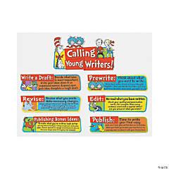Eureka<sup>&#174; </sup>Dr. Seuss<sup>&#8482;</sup> Writing Tips Mini Bulletin Board Set