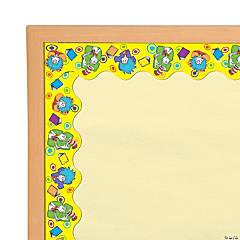Eureka<sup>&#174;</sup> Dr. Seuss&#8482; Yellow Extra Wide Bulletin Board Border