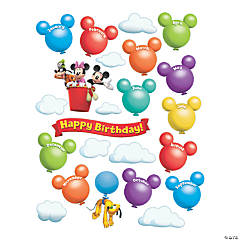 Eureka<sup>&#174;</sup> Mickey Mouse Clubhouse<sup>&#174;</sup> Birthday Bulletin Board Set