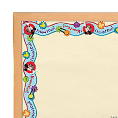 Eureka<sup>&#174;</sup> Mickey Mouse Clubhouse<sup>&#174;</sup> I Think I Can Wide Bulletin Board Borders
