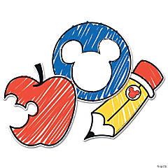 Eureka<sup>&#174;</sup> Mickey<sup>&#174;</sup> Color Pop Bulletin Board Cutouts
