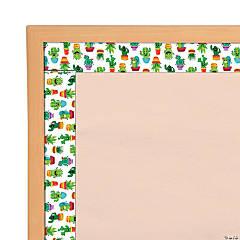Eureka<sup>&#174; </sup>Sharp Bunch Cactus Bulletin Board Borders