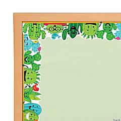 Eureka<sup>&#174; </sup>Sharp Bunch Cactus Wide Bulletin Board Borders