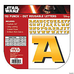 Eureka<sup>&#174;</sup> Star Wars&#8482; Bulletin Board Letters