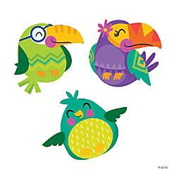 Eureka<sup>&#174;</sup> You-Can Toucan Bird Bulletin Board Cutouts