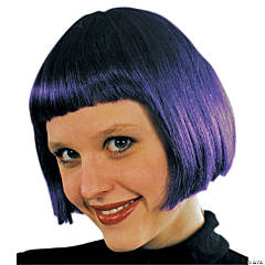 Eve Wig Purple