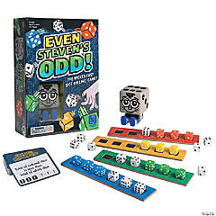 Even Steven's Odd™ Dice Game