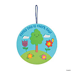 Everyday is Earth Day Sign Craft Kit