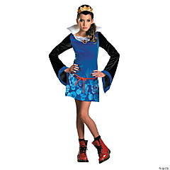Evil Queen Tween Girl's Costume