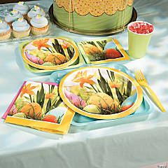 Exceptional Eggs Easter Party Supplies