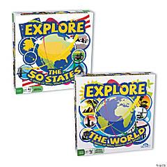 Explore Trivia Games: Set of 2