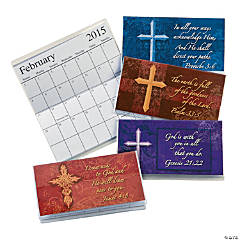 2015 - 2016 Expressions of Faith Pocket Planners